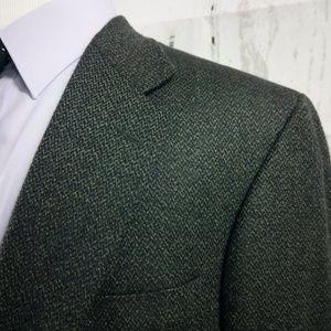 Oak Creek Dilliards 44L Multicolor Suit Blazer Sp
